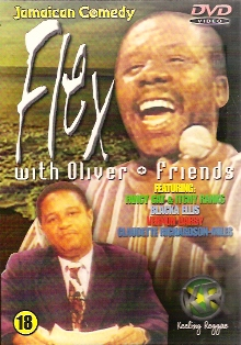 Oliver Samuels DVD, Flex.  Jamaican DVDs, Caribbean DVD's,  Comedy DVD's.  Caribbean products.
