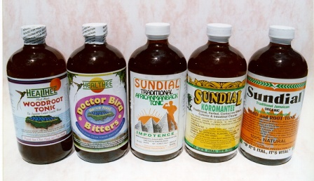 Jamaican Woodroot tonics.  Health foods.  Natural foods.  Herbal remedies. Caribbean Islands. Caribbean Products. Caribbean food suppliment. Jamaican herbal remedies.