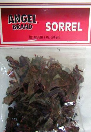 ANGEL BRAND SORREL 1 OZ. 