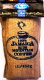 JAMAICA BLUE MOUNTAIN COFFEE GROUNDS 16 OZ.