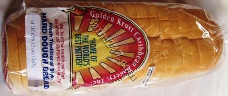 GOLDEN KRUST HARDOUGH BREAD-LG 