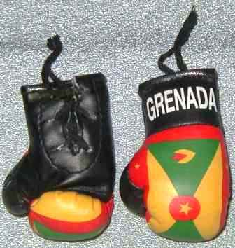 BOXING GLOVES--MINI 