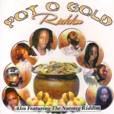 POT O GOLD RIDDIM CD