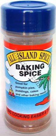ALL ISLAND SPICE BAKING SPICE 2OZ 