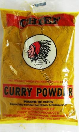 CHIEF CURRY 3 oz. 