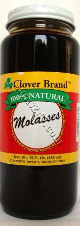 CLOVER BRAND MOLASSES 