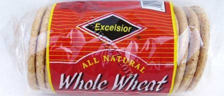 EXCELSIOR WHOLE WHEAT BISCUIT 