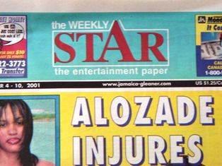JAMAICA WEEKEND STAR (13 Weeks) 