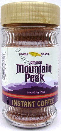 MOUNTAIN PEAK COFFEE 6 OZ  
