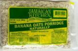 JAMAICAN KITCHEN BANANA OATS PORRIDE