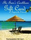 CARIBBEAN GIFT CARDS