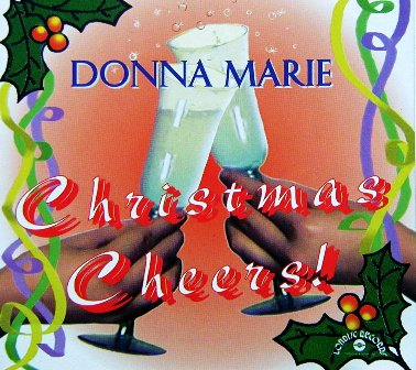 CHRISTMAS CHEERS / DONNA MARIE CD 