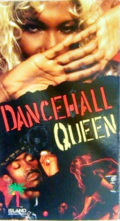 DANCEHALL QUEEN (THE MOVIE) DVD 