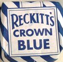RICKETTS CROWN BLUE