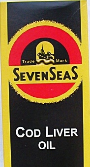 SEVEN SEAS COD LIVER OIL (LIQUID) 170 ml 