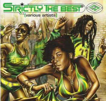 STRICTLY THE BEST 33 CD