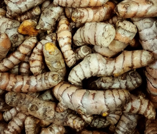 TURMERIC ROOT 1 LB 