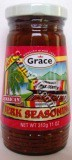 GRACE JERK SEASONING HOT 10 OZ