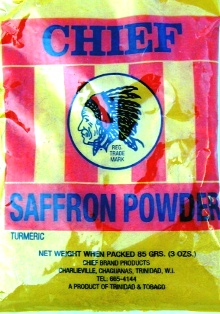 CHIEF TURMERIC POWER 85G 