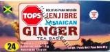 TOPS GINGER TEA BAGS 36 G